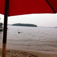 Photo taken at Lake Pokegama by Tom P. on 7/7/2013