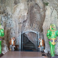 Photo taken at Wat Tham Sua by Puttiano R. on 12/7/2012
