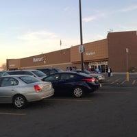 Photo taken at Walmart Supercenter by Mark G. on 11/24/2012