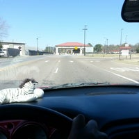 Photo taken at Maxwell AFB Maxwell St Gate by Jamario S. on 3/27/2013