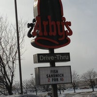 Photo taken at Arby's by Lindsay G. on 1/11/2013