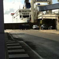 Photo taken at Port of Dover by Giancarlo on 5/23/2013