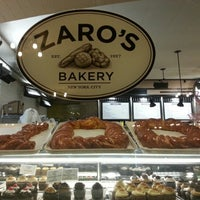 Photo taken at Zaro's Bakery by Ange S. on 2/2/2013