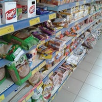 Photo taken at Carvalho Supermercado by Laéssio A. on 6/7/2013
