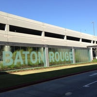 Photo taken at Baton Rouge Metropolitan Airport (BTR) by Don T. on 11/21/2012