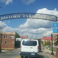 Photo taken at Farmville, VA by Don T. on 10/3/2016