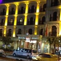 12/3/2012 tarihinde Murat G.ziyaretçi tarafından Celal Aga Konagi Hotel Istanbul'de çekilen fotoğraf