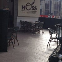 Photo taken at Hoss Cafe & Restaurant by Murat G. on 12/28/2012