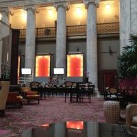 Photo taken at The Ritz-Carlton, Philadelphia by mike d. on 11/6/2012