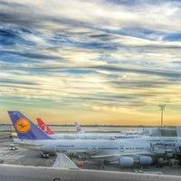 Das Foto wurde bei Lufthansa Flight LH 405 von Stephan B. am 6/21/2014 aufgenommen