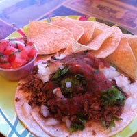 Photo taken at La Playa Taqueria by Hannah L. on 11/14/2012