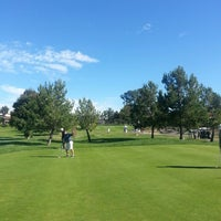 Photo taken at Lake San Marcos Country Club Golf Course by Danny E. S. on 11/27/2013