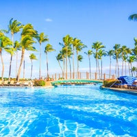 Photo taken at Hilton Waikoloa Village by Casey A. on 4/4/2017