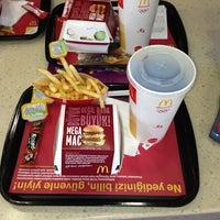Photo taken at McDonald's by Hakan K. on 7/26/2013
