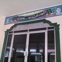 Photo taken at Masjid Ad-Du'a by La Ode F. on 4/18/2013