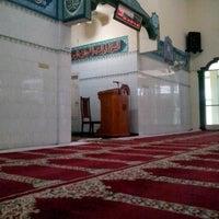 Photo taken at Masjid Ad-Du'a by La Ode F. on 4/22/2013