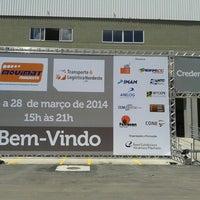 Photo taken at Movimat Nordeste - Feira Internacional de Infralogistica by FilipeZ... on 3/25/2014