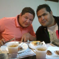 Photo taken at Sal y Brasas Steak House by Jonathan J. on 8/30/2013