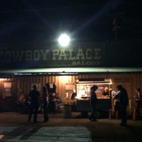 Photo taken at Cowboy Palace Saloon by Stephen S. on 4/16/2017