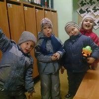 Photo taken at Детский сад #1417 by Татьяна Л. on 11/8/2013