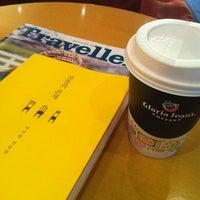 Photo taken at Gloria Jean's Coffees by Kyungeun K. on 12/1/2012
