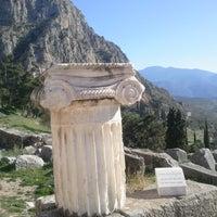 Photo taken at Delphi by JaRi on 1/10/2013