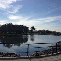 Photo taken at Parque Recreativo El Ameyal by Ignacio R. on 8/10/2013