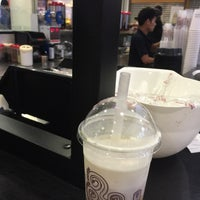 Photo taken at Gong Cha by Qiaowei G. on 3/28/2015