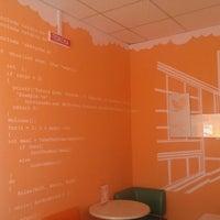 Photo taken at Tetris cafe by Artem D. on 8/8/2014