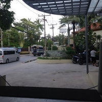 Photo taken at Ramaburin Resort by Kristina on 11/29/2013