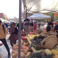 Photo prise au Boulder Farmers' Market par Jeffzilla le10/27/2012