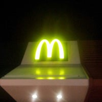 Photo taken at McDonald's by Chris T. on 1/6/2013