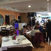 Photo taken at Restaurante Torremolinos by Juan Manuel R. on 1/30/2016
