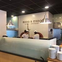 Foto tomada en Mano a Mano - Pizzas y empanadillas por Juan Manuel R. el 7/1/2017