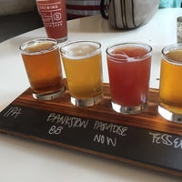 Photo taken at Trimtab Brewing Company by Tyler W. on 7/29/2017