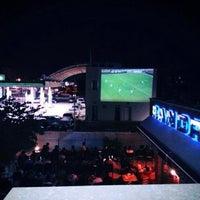 Photo taken at Panorama 360° Spor Café by Halil K. on 7/9/2014
