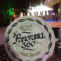 Photo taken at Panorama 360° Spor Café by Halil K. on 9/4/2013