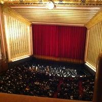 Снимок сделан в Civic Opera House пользователем James J. 12/8/2012