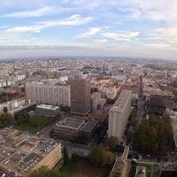 Photo taken at Le Ciel de Lyon by Loic C. on 10/21/2013
