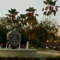 Photo taken at Fakultas Ekonomi dan Bisnis by Mey K. on 9/18/2012