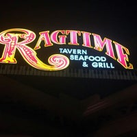 Photo taken at Ragtime Tavern by Clarence J. on 11/10/2012
