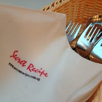 Photo taken at Secret Recipe Cafe by Tang J. on 11/24/2012