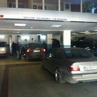 12/15/2012 tarihinde MKB 1.ziyaretçi tarafından BMW Mavi Servis'de çekilen fotoğraf