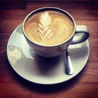 Photo taken at Madal Cafe - Espresso & Brew Bar by Regina B. on 6/3/2013