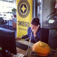 Foto tomada en Okego HQ por Regina B. el 10/3/2013