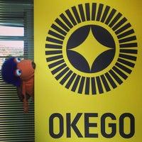 Foto scattata a Okego HQ da Regina B. il 10/18/2013