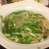 Photo taken at Chum's Vietnamese Cuisine by Regina B. on 12/23/2013