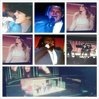 Photo taken at Staples Center by Gabbie R. on 2/15/2013