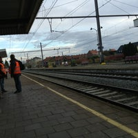 Photo taken at Station Ieper by Tom B. on 11/5/2012
