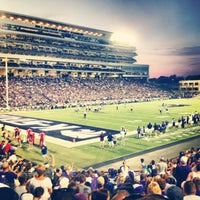 Photo taken at Bill Snyder Family Stadium by Diego K. on 9/9/2013